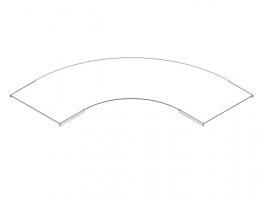 Horizontal Elbow Cover