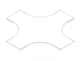 Horizontal Cross Cover